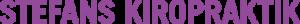 logo stefans kiropraktik borås falkenberg